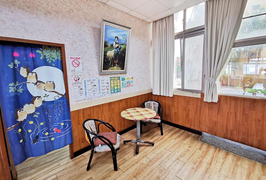 新北市私立桐心老人長期照顧中心(養護型)-室內環境4