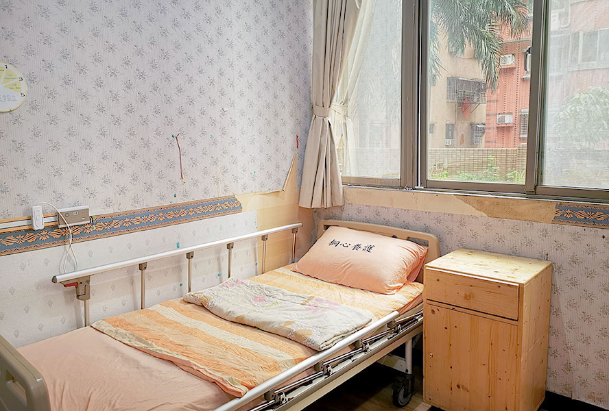 新北市私立桐心老人長期照顧中心(養護型)-房間1