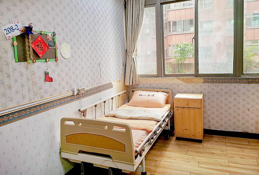新北市私立桐心老人長期照顧中心(養護型)-房間2