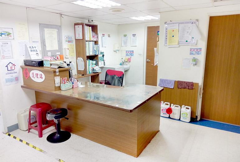 春寧護理之家-護理站