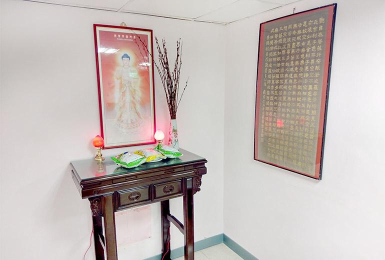 春寧護理之家-宗教區