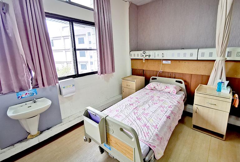 新北市私立忠祥老人長期照顧中心(養護型)