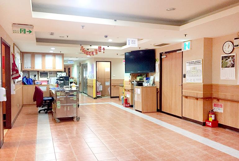 新北市私立宜安老人長期照顧中心(養護型)