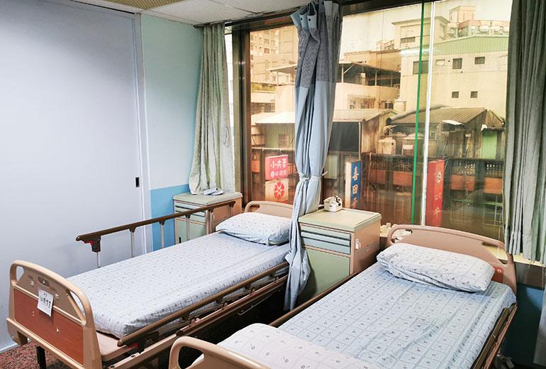 新北市私立寶貝爹娘老人長期照顧中心