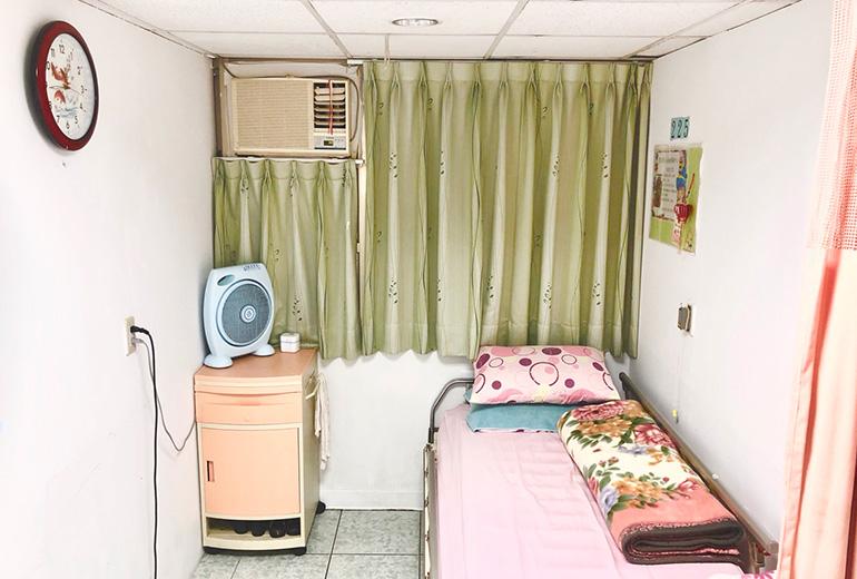 新北市私立寶安老人長期照顧中心(養護型)