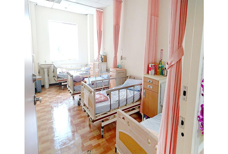 新北市私立佳興老人長期照顧中心(養護型)-房間