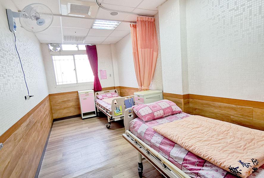 新北市私立馨安老人長期照顧中心(養護型)-房間3