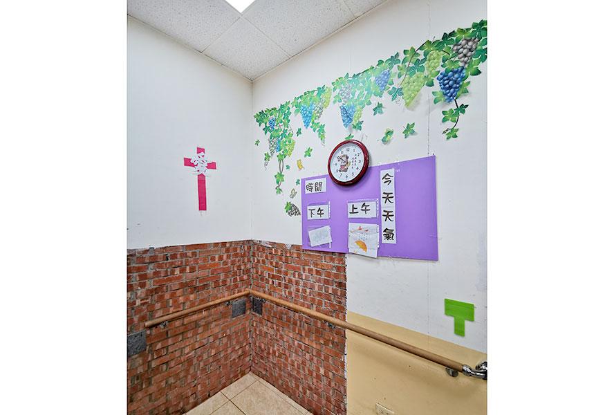 新北市私立安濟老人長期照顧中心(養護型)-室內環境1