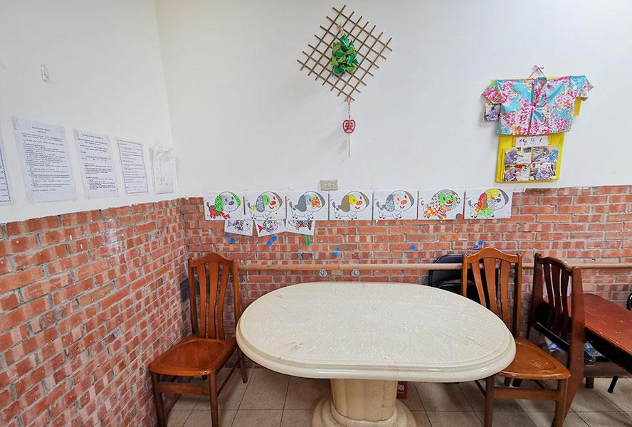 新北市私立安濟老人長期照顧中心(養護型)-休息區3