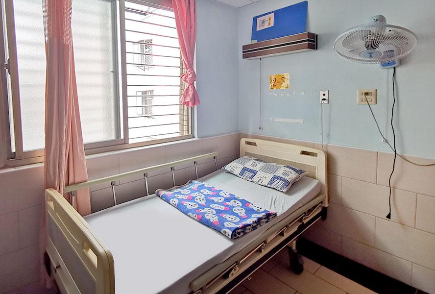 新北市私立恩祥老人長期照顧中心(養護型)-房間