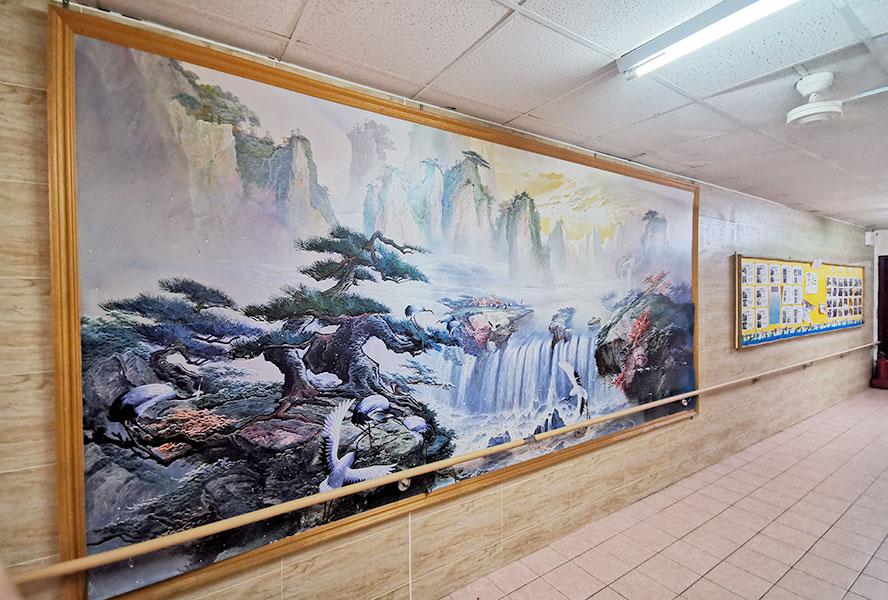 新北市私立恩祥老人長期照顧中心(養護型)-室內空間