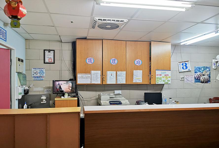 新北市私立恩祥老人長期照顧中心(養護型)-護理站