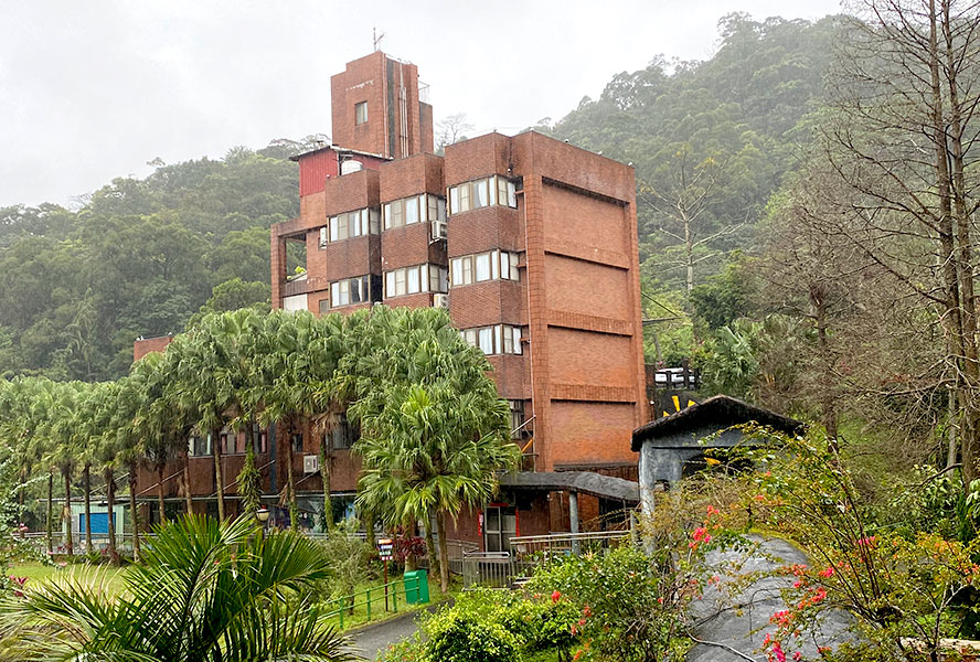 財團法人台灣省私立健順養護中心-外觀