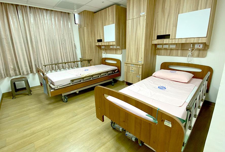 財團法人台灣省私立健順養護中心-房間1