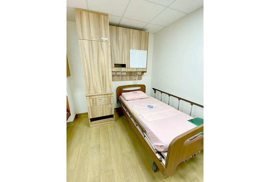 財團法人台灣省私立健順養護中心-房間2