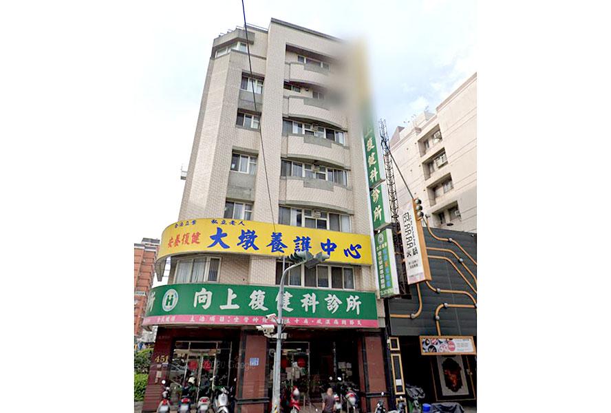 台中市私立大墩老人養護中心-外觀1