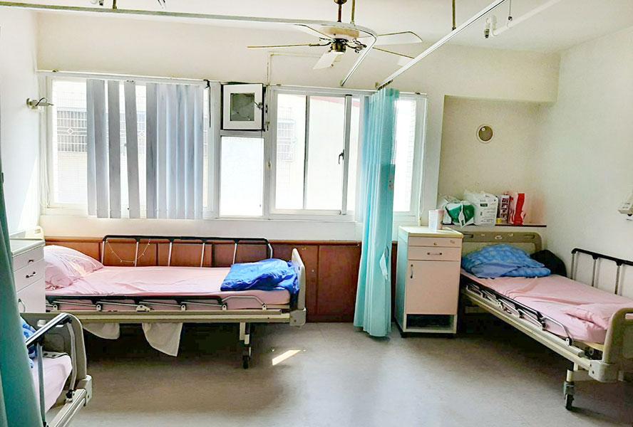 台中市私立大墩老人養護中心-房間1