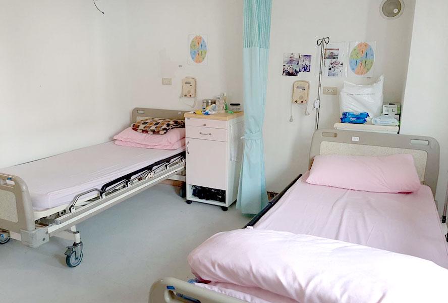 台中市私立大墩老人養護中心-房間2