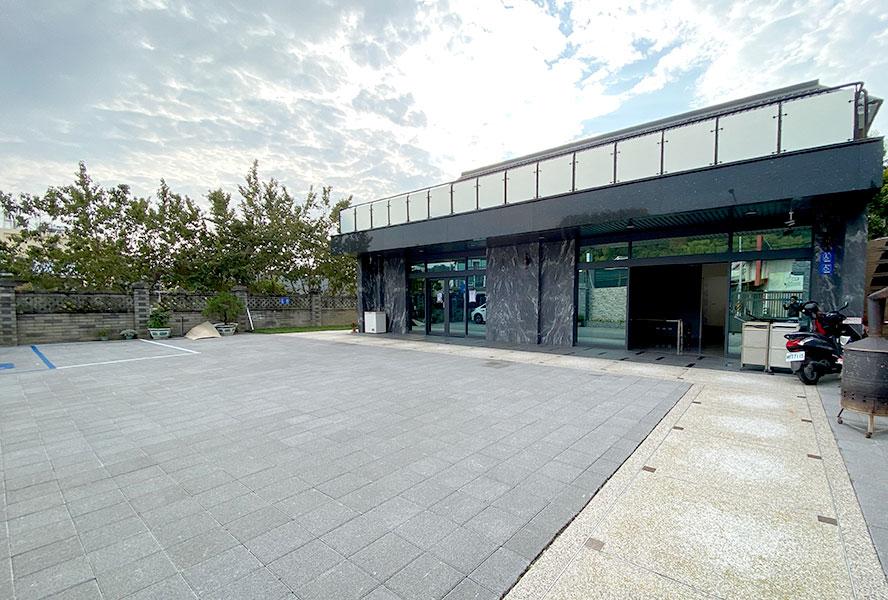 台中市私立健民老人長期照顧中心(養護型)-庭院