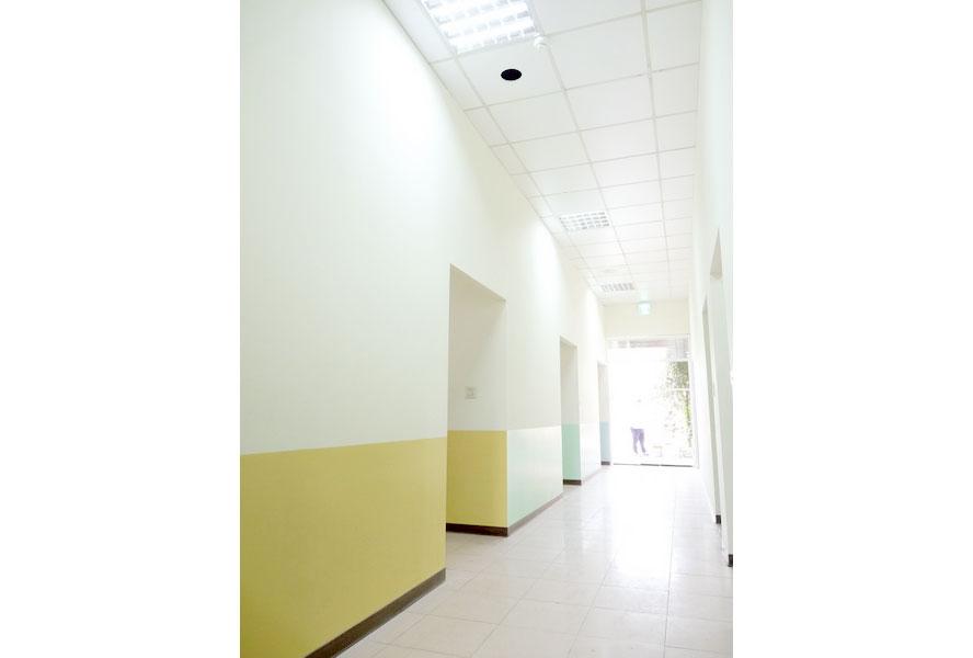 臺南市私立慈安老人長期照顧中心(養護型)-走廊2