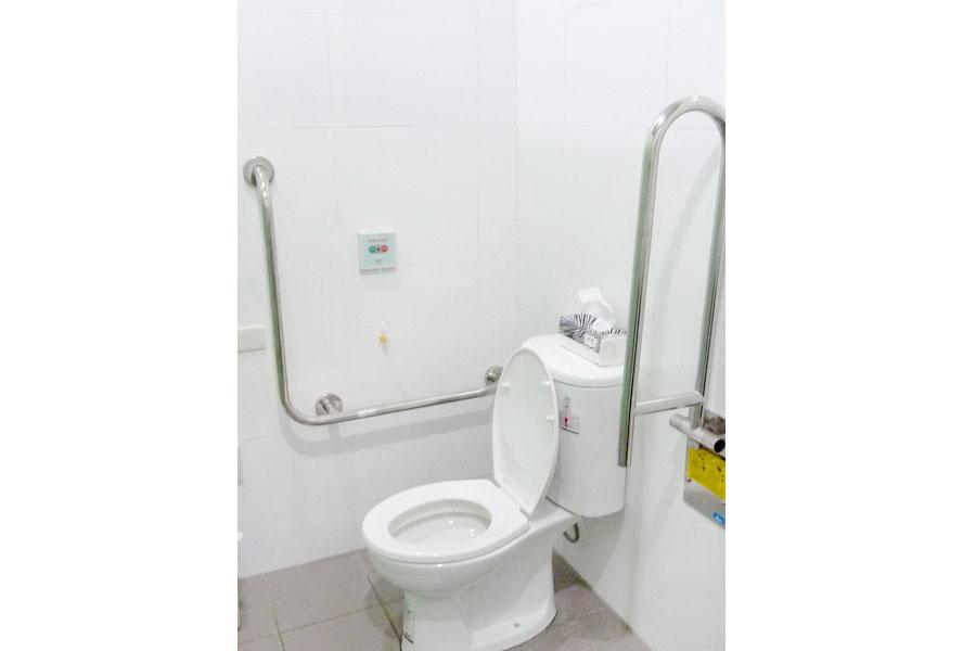 臺南市私立慈安老人長期照顧中心(養護型)-無障礙廁所