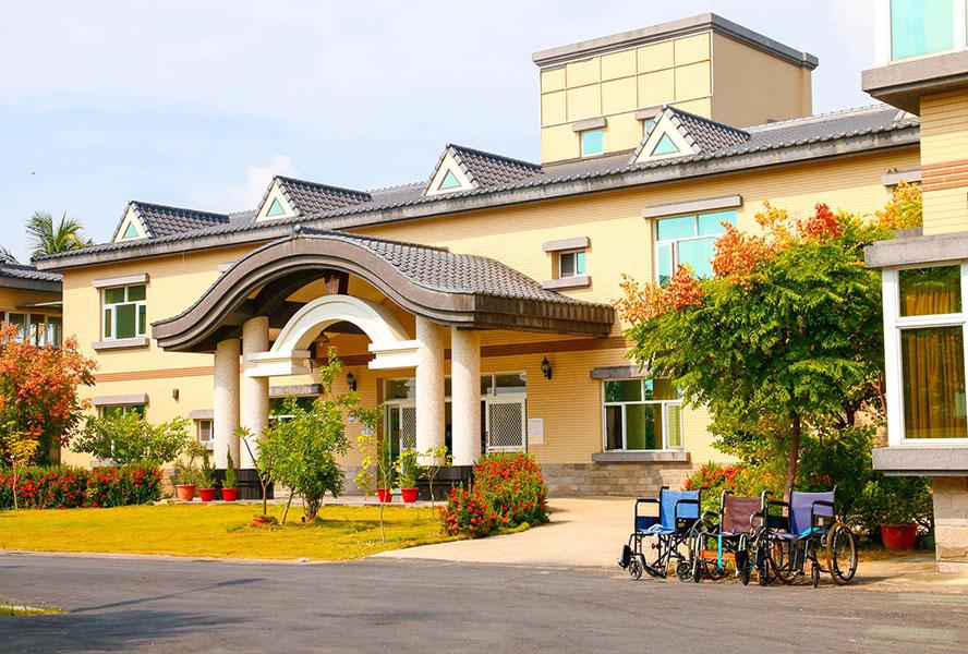 臺南市私立長祐老人長期照顧中心(養護型)