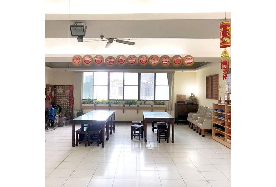 桃園市私立家悅老人長期照顧中心(養護型)-活動區1