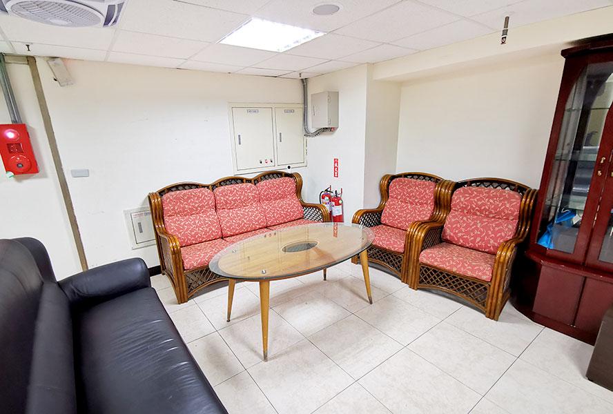 桃園市私立台大老人長期照顧中心(養護型)-休息區1