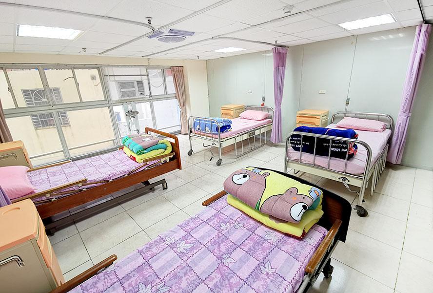 桃園市私立台大老人長期照顧中心(養護型)-房間3