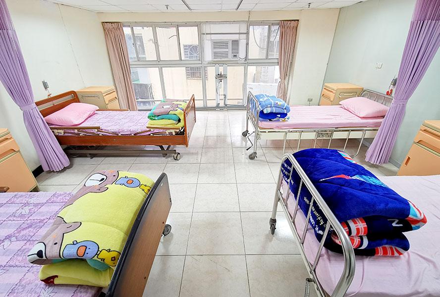 桃園市私立台大老人長期照顧中心(養護型)-房間4