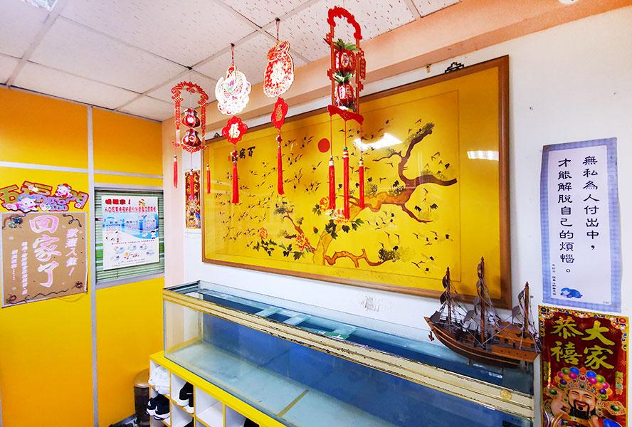桃園市私立長安老人長期照顧中心(養護型)-室內環境3