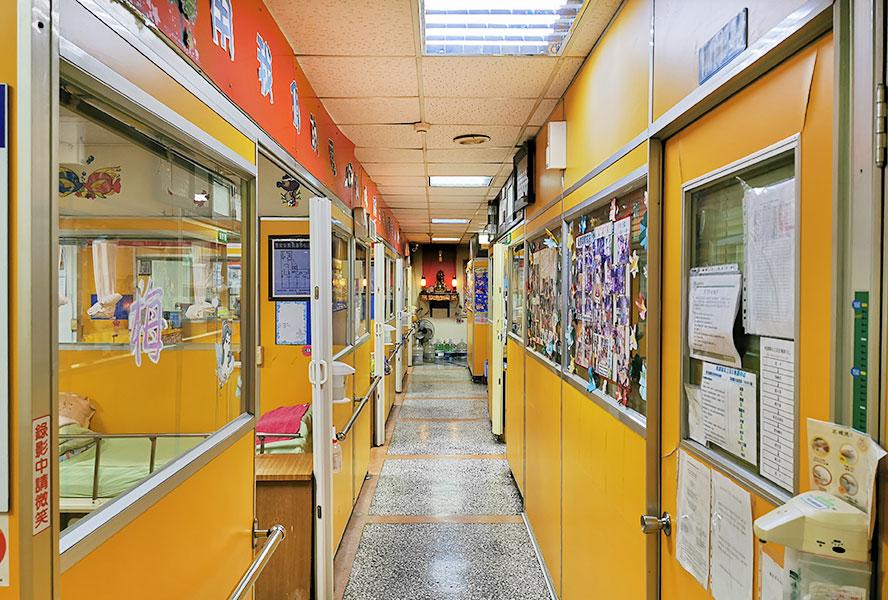 桃園市私立長安老人長期照顧中心(養護型)-走廊