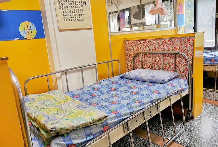 桃園市私立長安老人長期照顧中心(養護型)-房間1