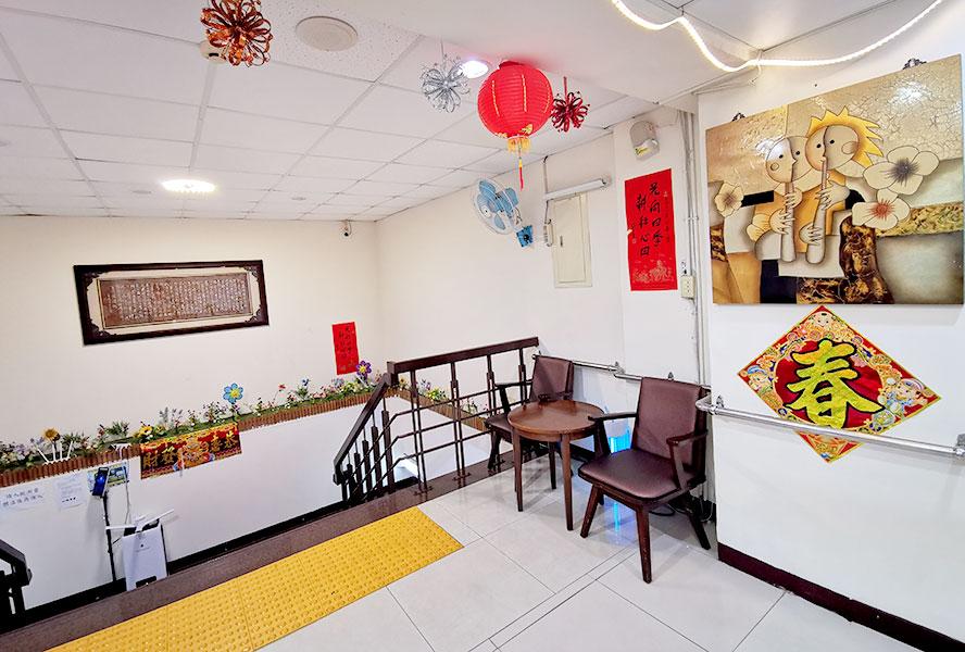 桃園市私立長祐老人長期照顧中心(養護型)-室內環境3