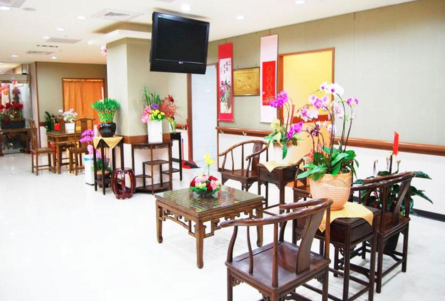 桃園市私立友緣老人長期照顧中心(養護型)-大廳