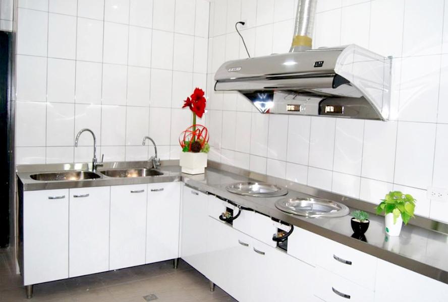 桃園市私立友緣老人長期照顧中心(養護型)-廚房