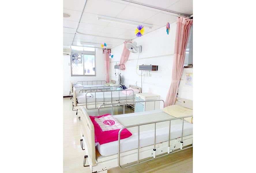桃園市私立八德老人長期照顧中心(養護型)-房間1