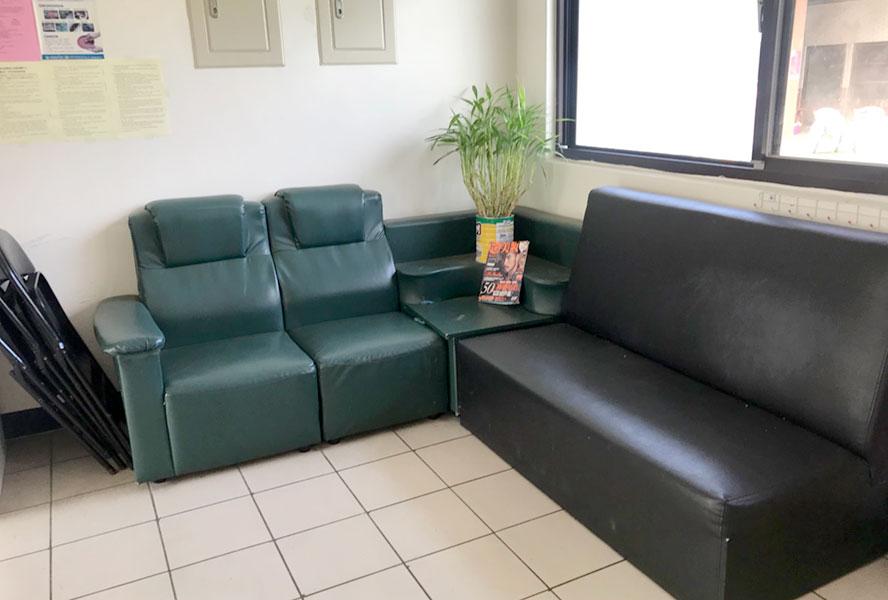 桃園市私立慈園老人長期照顧中心(養護型)-客廳2