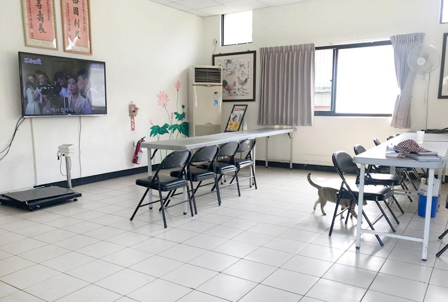 桃園市私立慈園老人長期照顧中心(養護型)-客廳3