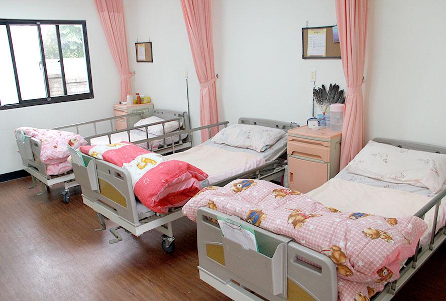 桃園市私立慈園老人長期照顧中心(養護型)-房間