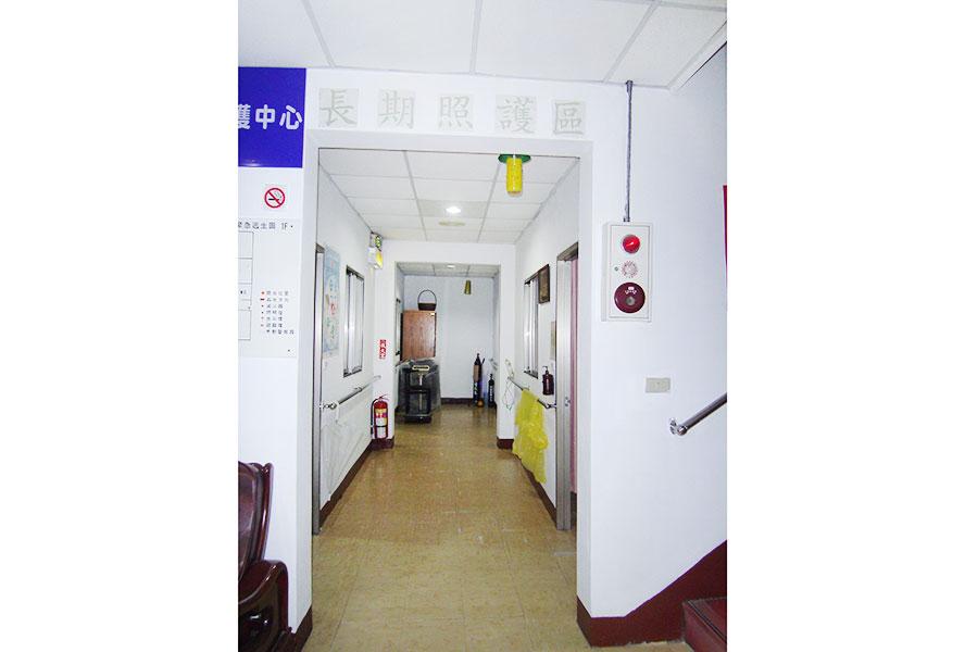 桃園市私立佳心老人長期照顧中心(養護型)-走廊