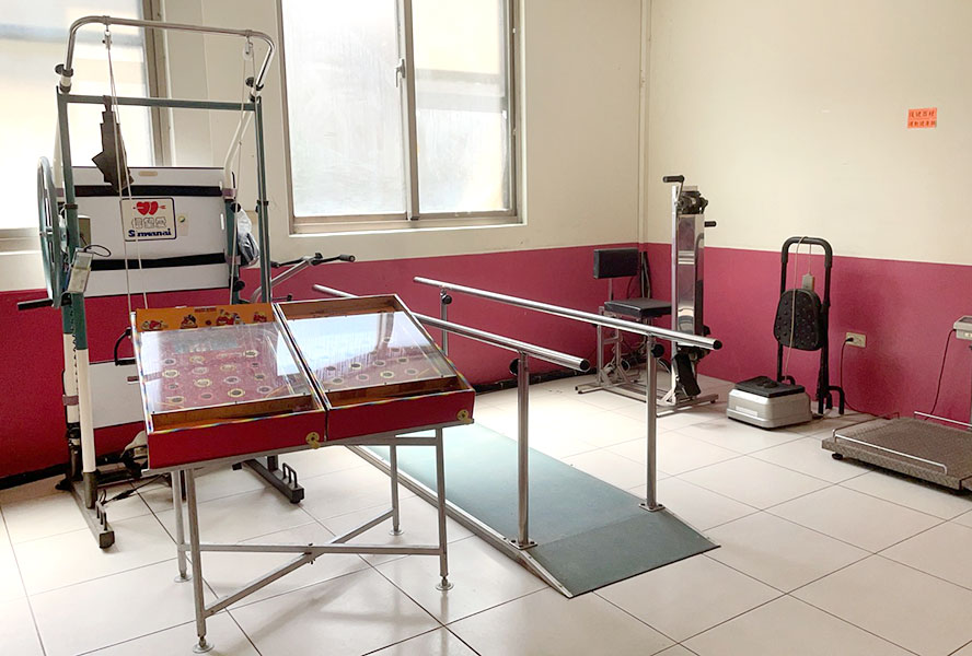 桃園市私立瑞生老人長期照顧中心(養護型)-復健區