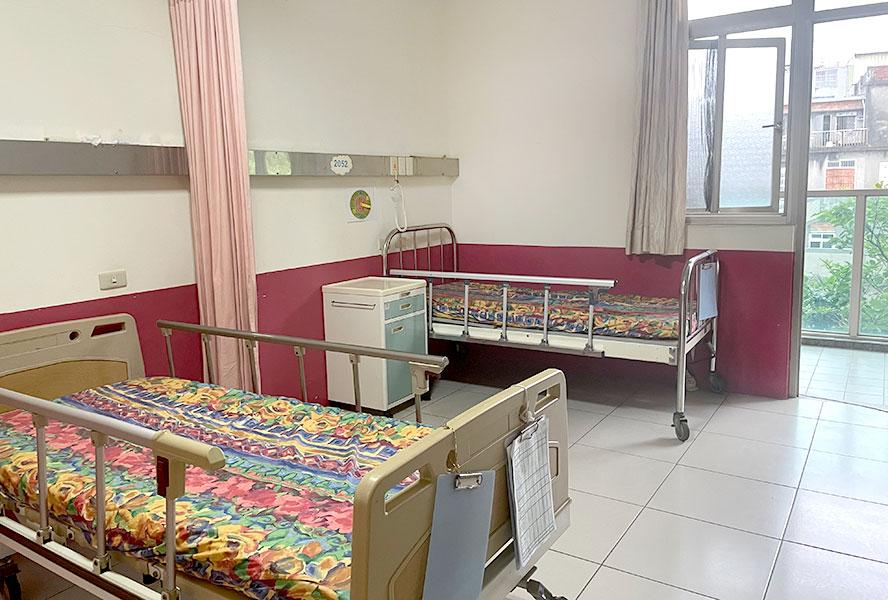 桃園市私立瑞生老人長期照顧中心(養護型)-房間1