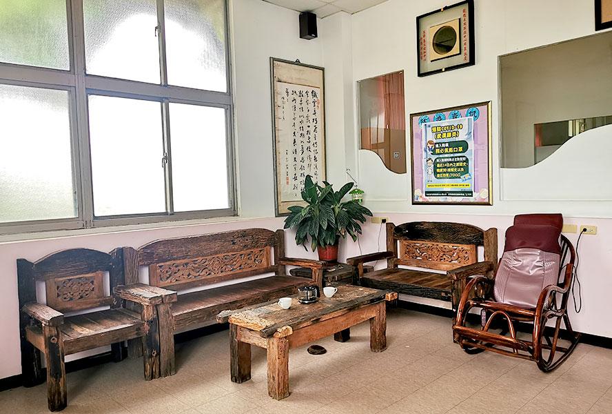 桃園市私立龍德老人長期照顧中心-室內環境1