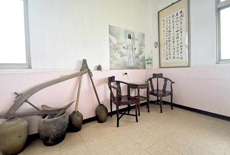 桃園市私立龍德老人長期照顧中心-室內環境2