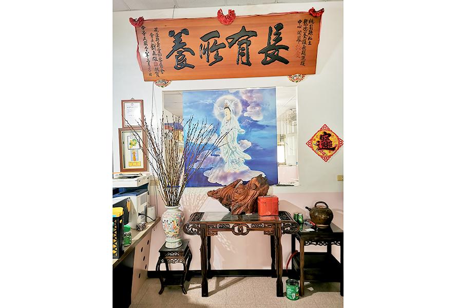 桃園市私立龍德老人長期照顧中心-室內環境4