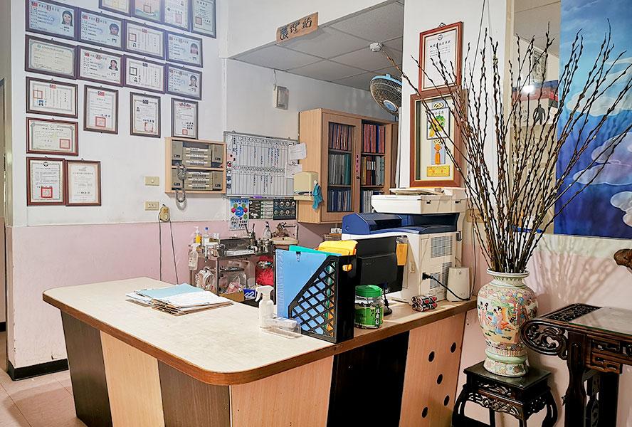桃園市私立龍德老人長期照顧中心-室內環境5