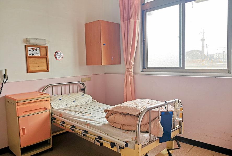 桃園市私立龍德老人長期照顧中心-房間