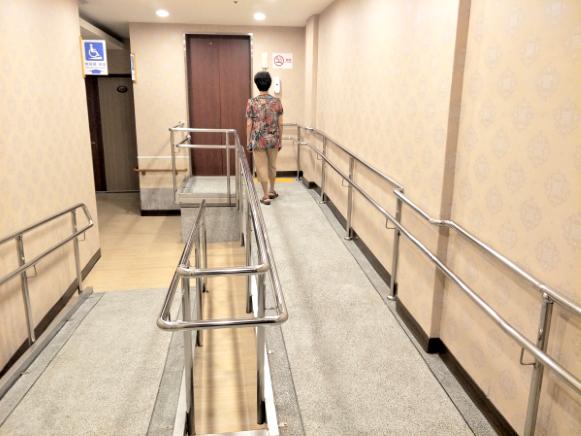 台北市頤園護理之家-無障礙設施