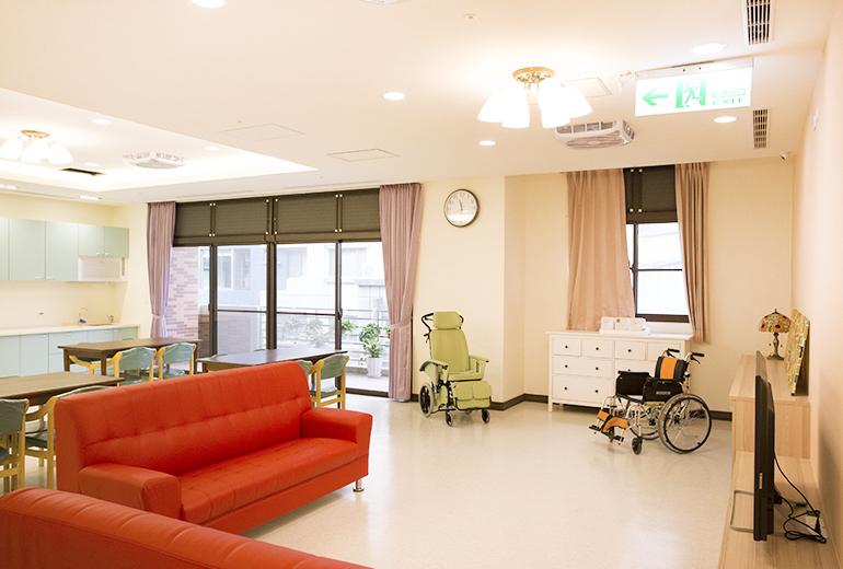 台南市璐德老人長期照顧中心